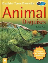 Kingfisher Young Knowledge: Animal Disguises