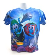 Veggie Scuba Shirt, Youth Large