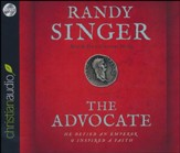 The Advocate - Unabridged audiobook on CD