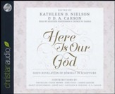 Here Is Our God: God's Revelation of Himself in Scripture - Unabridged audiobook on CD