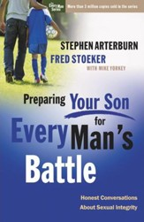Preparing Your Son for Every Man's Battle: Honest Conversations About Sexual Integrity - Slightly Imperfect
