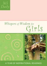 Whispers of Wisdom for Girls - eBook