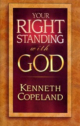 Your Right Standing with God - eBook