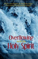 Overflowing with the Holy Spirit - eBook