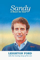 Sandy: A Heart for God - eBook