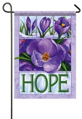 Hope, Crocus Flag, Small