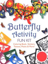 Butterfly Activity Fun Kit