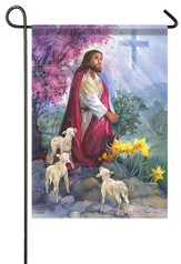 Holy Garden Flag, Small