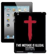 Illegal iPad 2 Case