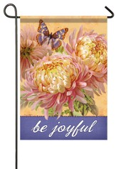 Be Joyful Flag, Small