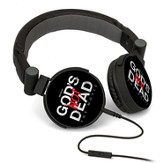 God's Not Dead, DJ Style Headphones