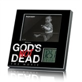 God's Not Dead Photo Frame