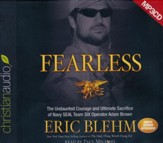 Fearless: The Undaunted Courage and Ultimate Sacrifice of Navy SEAL Team SIX Operator Adam Brown - unabridged audiobook on CD