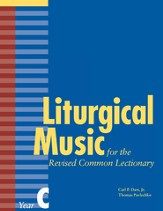 Liturgical Music for Revised Common Lectionary Year C - eBook