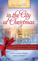 Love Finds You in the City at Christmas - eBook