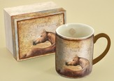 If God Created Anything More Beautiful, Chestnut Beauty, Horse Mug