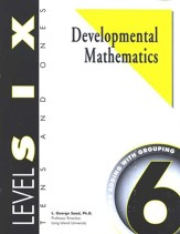 Developmental Math, Level 6, Student Workbook