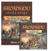 Broadside! Heroes, Villains, & Character Lessons from the Tales of the High Seas Audio CD & Study Guide