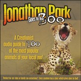 Jonathan Park Goes to the Zoo MP3 Audio CD