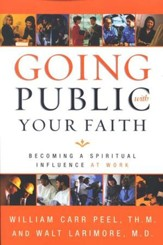 Going Public with Your Faith: Becoming a Spiritual Influence at Work - Slightly Imperfect