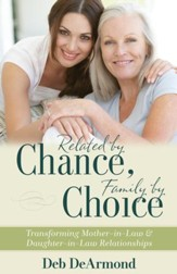 Related by Chance, Family by Choice - eBook