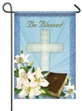 Be Blessed Easter, Small Flag