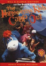 The Homecoming Kids Camp Out DVD