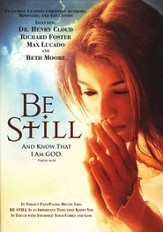 Be Still and Know That I Am God, DVD