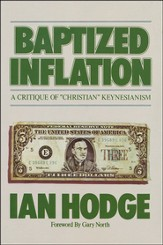 Baptized Inflation