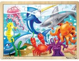 Under the Sea Jigsaw Puzzle (24 pc)