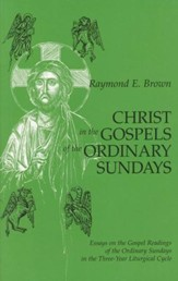 Christ in the Gospels of the Ordinary  Sundays