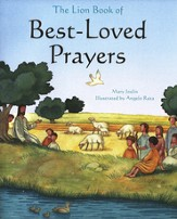 The Lion Book of Best-Loved Prayers - Slightly Imperfect