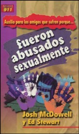 Auxilio p/los Amigos que Sufren porque Fueron Abusados Sexualmente  (My Friend is Struggling with Past Sexual Abuse)