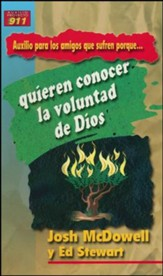 Auxilio p/los Amigos que Sufren porque Quieren Conocer la Voluntad  de Dios (My Friend is Struggling with Knowing God's Word)
