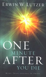 One Minute After You Die, Mass Paperback