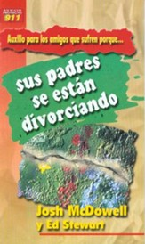 Auxilio para los Amigos que Sufren porque sus Padres se estan Divorciando, My Friend if Struggling with Divorce of Parents