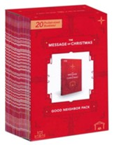 The Message of Christmas 20 pack