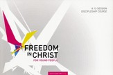 Freedom in Christ for Young People, workbook, 11-14 5 Pack