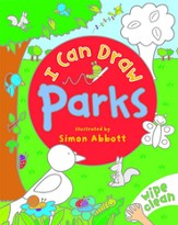 I Can Draw: Parks (Board book)
