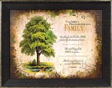The Lord's Promises for Family Framed Print