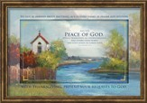 Peace Of God, Framed Art
