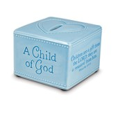 A Child of God Bank, Blue