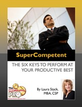 SuperCompetent: The Six Keys to Perform at Your Productive Best - eBook