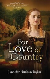 For Love or Country, The MacGregor Legacy Series #2 -ebook