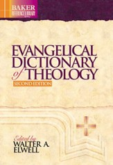 Evangelical Dictionary of Theology (Baker Reference Library) - eBook