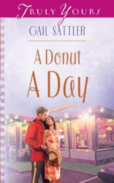 A Donut A Day - eBook