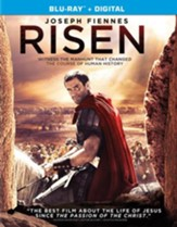 Risen, Blu-ray/Digital Combo