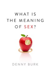 What Is the Meaning of Sex? - eBook
