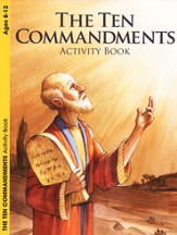 The Ten Commandments (ages 6 to 10), Activity Book