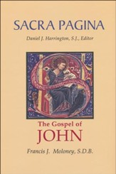 The Gospel of John: Sacra Pagina